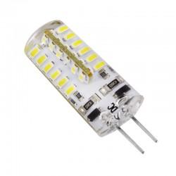 Lot de x10 ampoules led G9 3W blanc chaud