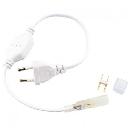 Connecteur électrique pour ruban led 220V