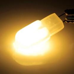 Lot de x10 ampoules led G4 blanc chaud 3200°K
