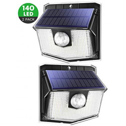 Lot de x2 spot LED solaire...